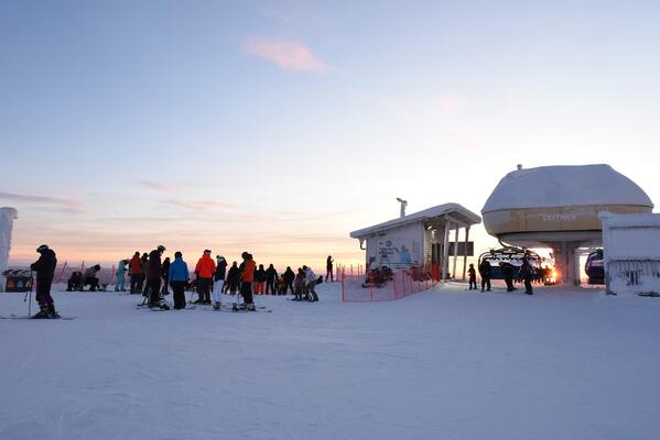 Levi Ski Resort 31122019