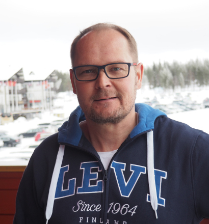 Marko Mustonen_Levi Ski Resort