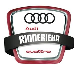 Audi rinnerieha Levillä