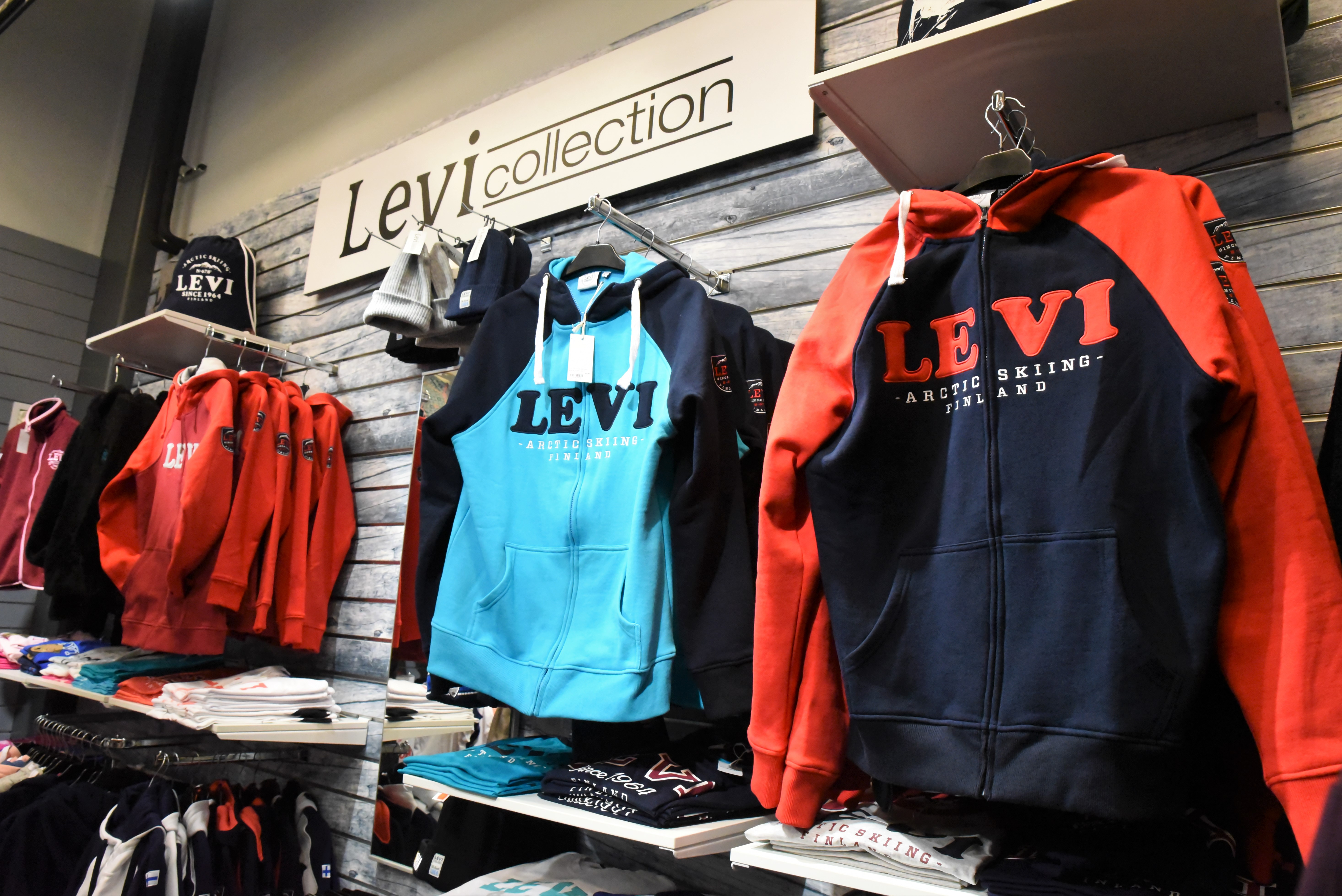 Levi collection