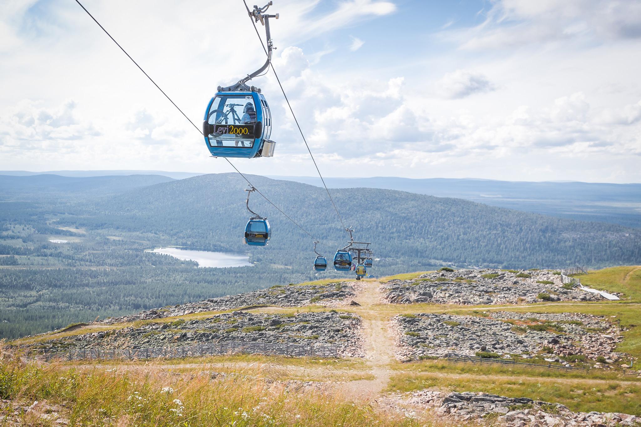 Levi Ski Resort ja Sappee Resort Partner -yhteistyöhön