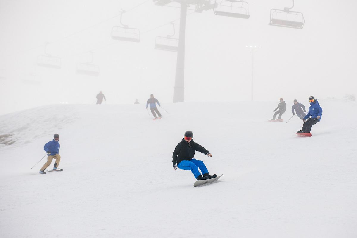 Levi hiihtokauden avaus 1