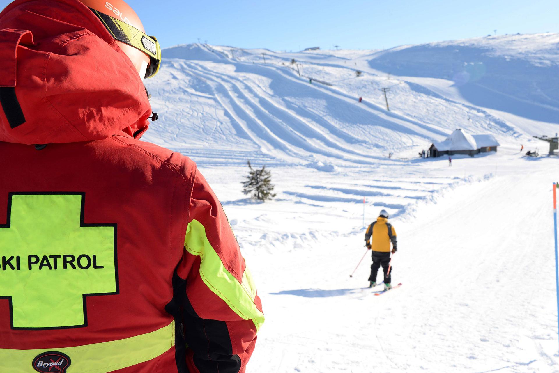 ski-patrol